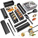 Mlryh Sushi Maker Kit 12 PCS Moules à Sushi Kit De Préparation De Sushi...