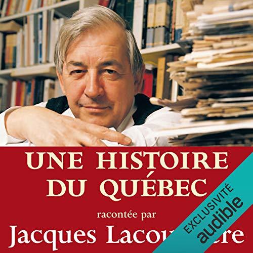 Page de couverture de Une histoire du Québec