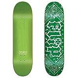 Flip HKD Bandana Green 8.45' Skateboard Deck