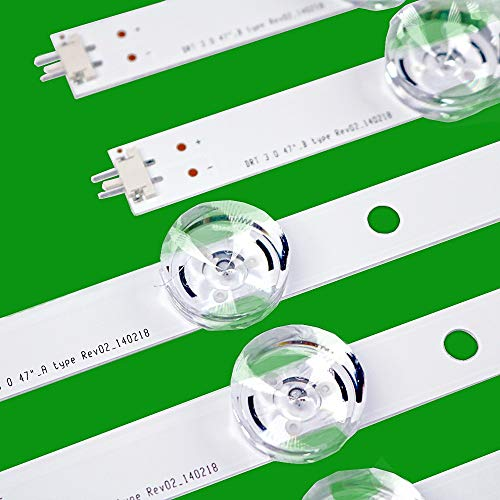 Lámpara LED de repuesto para LG 47 TV DRT 3.0 47LB6300 47GB6500 47LB6500 47LB652V 47lb650v LC470DUH 47LB5610 47LB565V