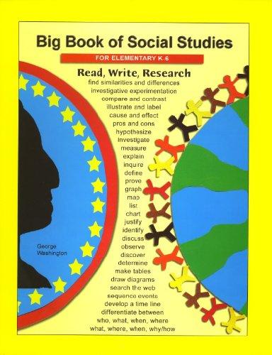 Big Book Of Social Studies Elementary School
