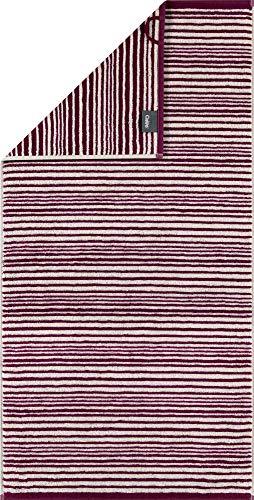 Cawö Home Handtücher Dune Allover 499 Beere - 23 Handtuch 50x100 cm