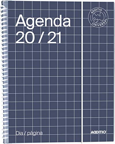 Additio Agenda Universal 2020-2021 Día Página-A141-DP