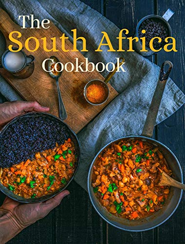 SOUTH AFRICAN COOKBOOK: Try the original South African cuisine | Discover Chakalaka, Biltong and Rusks and much more (Around the World Book 2) (English Edition)