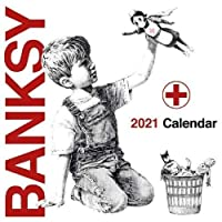 バンクシー Banksy 2021 カレンダー
