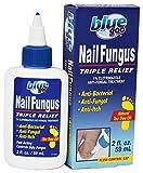 Blue Goo Nail Fungus Triple Relief 2 Fl. Oz.