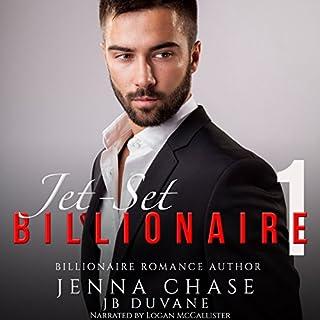 Jet-Set Billionaire, Part 1 audiobook cover art