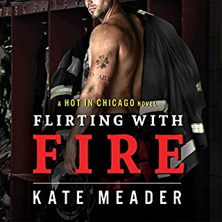 Flirting with Fire     Hot in Chicago Series #1              By:                                                                                                                                 Kate Meader                               Narrated by:                                                                                                                                 Carrie Brach                      Length: 9 hrs and 58 mins     76 ratings     Overall 4.3