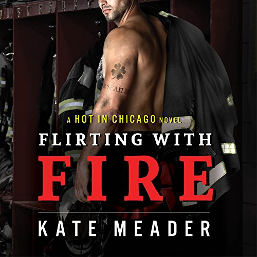 Flirting with Fire Audiobook By Kate Meader cover art