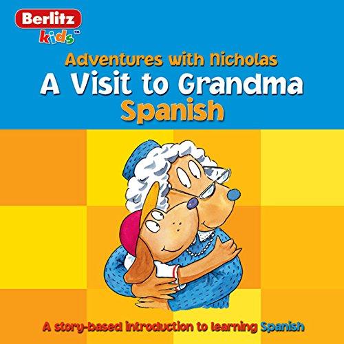 A Visit to Grandma audiobook cover art