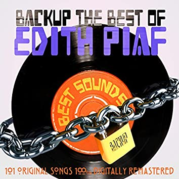 BackUp The Best Of Edith Piaf