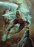 Dark Horse Comics Ciri y los lobos Puzzle The Witcher, multicolor (JUN180386) , color/modelo surtido