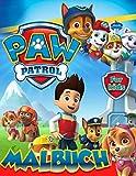 Paw Patrol Malbuch: Paw Patrol Exklusives Malbuch Für Kinder Und Erwachsene