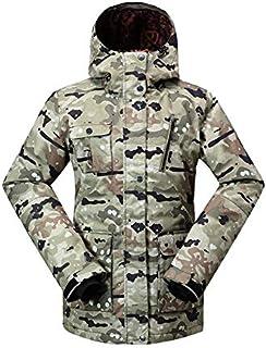 Zjsjacket ski Suit Camouflage Women Snow Suit Coat Outdoor Sports Snowboarding Clothing Waterproof Windproof Breathable Sk...