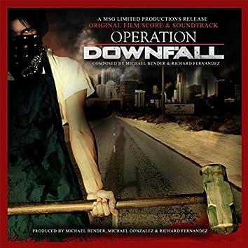 Operation Downfall (Original Film Score & Soundtrack)