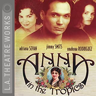 Anna in the Tropics audiobook cover art