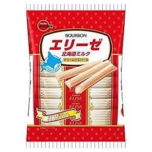 """ブルボン エリーゼ北海道ミルク 16本 ×12袋"""""""