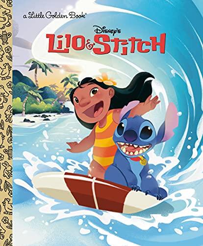 Lilo & Stitch (Disney Lilo & Stitch) (Little Golden Book) (English Edition)