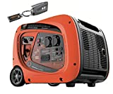Genergy-Generador Gasolina Inverter Arranque Control Remoto-Mallorca III (RC)