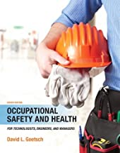 Occupational Safety and Health for Technologists, Engineers, and Managers (8th Edition)