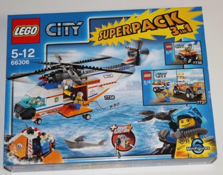 grandes ahorros LEGO Pack City Gardes Cotes Cotes Cotes  Envíos y devoluciones gratis.