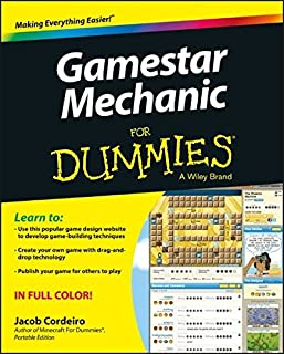 Gamestar Mechanic For Dummies (For Dummies Series)