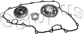 Compatible for Honda TRX450ER TRX450 R/ER Starter Clutch One Way & Gasket 2006~2014 (Aftermarket Parts)