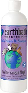 earthbath deodorizing shampoo