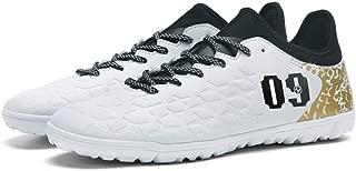 ruiqity - Zapatillas de fútbol para Hombre con Calcetines, Botas de fútbol Profesionales