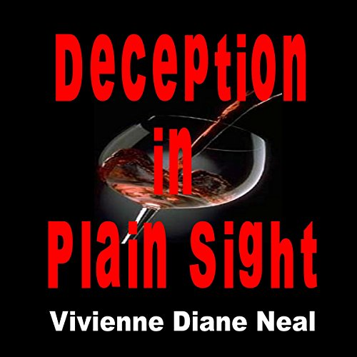 Deception in Plain Sight audiobook cover art