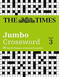 The Times 2 Jumbo Crossword Book 3: Bk. 3