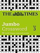 Times 2 Jumbo Crossword Book 3: Bk. 3 (Times Crossword)