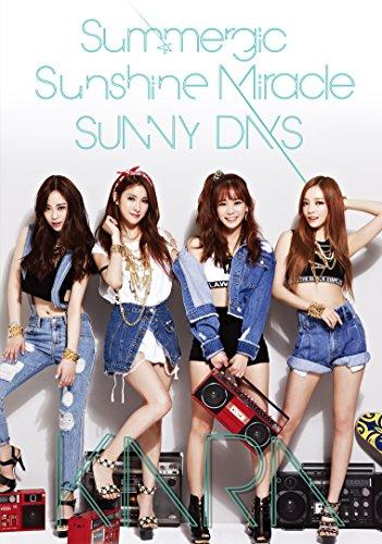 サマー☆ジック/Sunshine Miracle/SUNNY DAYS(初回限定盤A)(DVD付)