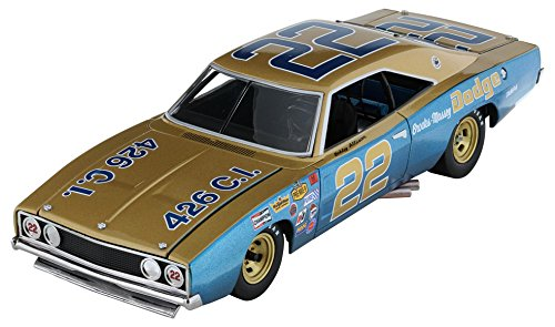 Lionel Racing Bobby Allison #22 Dodge Charger 1969 Charger Dodge 1:24th Scale HOTO Diecast Car