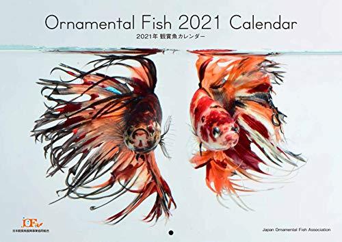 Ornamental Fish 観賞魚カレンダー 2021 ([カレンダー])の詳細を見る