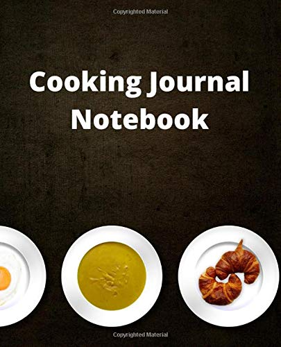 Cooking Journal Notebook: Blank Recipe Journal to Write in for Women, Food Cookbook Design, Document all Your Special Recipes and Notes of Your ... Made in Switzerland, Cooking Journal Notebook