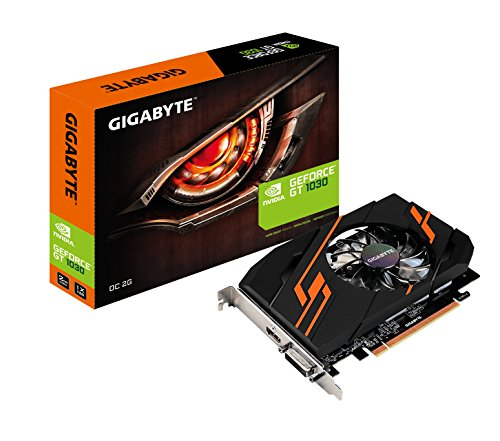 Gigabyte GV-N1030OC-2GI Nvidia GeForce GT 1030 OC 2G Graphics Card