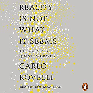 Reality Is Not What It Seems cover art