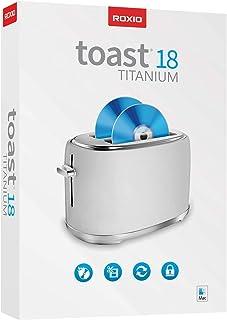 Roxio Toast 18 Titanium - Complete DVD Burner & Digital Media Suite [Mac Disc]