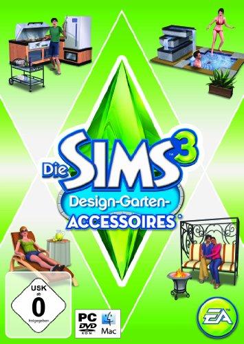 Die Sims 3: Design- Garten-Accessoires (Add-On)