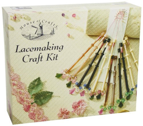 House Of Crafts Lacemaking Kit, HHJ190