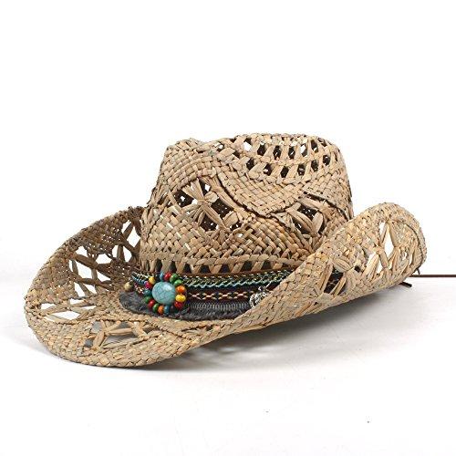 SCSY-Sombrero Sombrero de Fedora de Moda para Mujeres Caballero Elegan