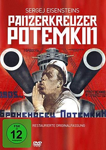 Panzerkreuzer Potemkin [HD DVD]