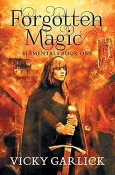 Paperback Forgotten Magic Book