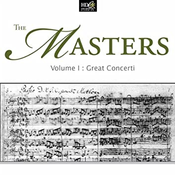 The Masters, Vol. 1 - Great Concerti: Famous Works For Violin