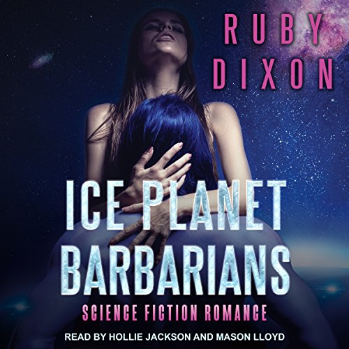 Ice Planet Barbarians audiobook cover art