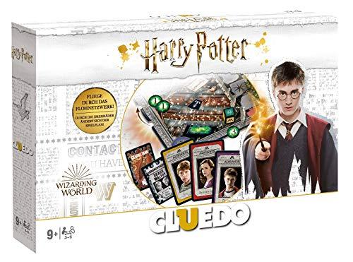 Cluedo Harry Potter Collectors Edition weiß (neues Design)