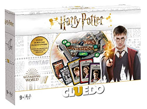 Cluedo - Harry Potter Coll.Edt. (neues Design in Weiß)