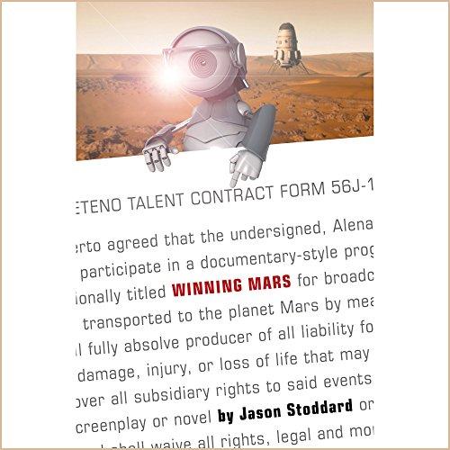 Winning Mars cover art