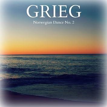 Grieg - Norwegian Dance No. 2